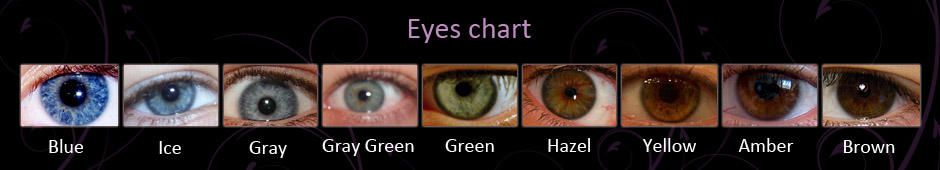 Rare Eye Colors In Humans
