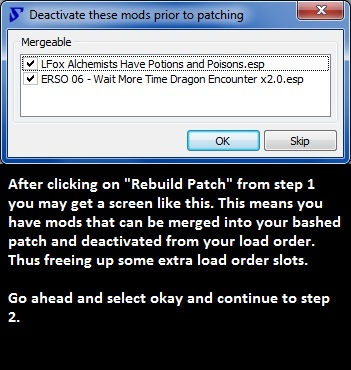 how to delete bashed patch
