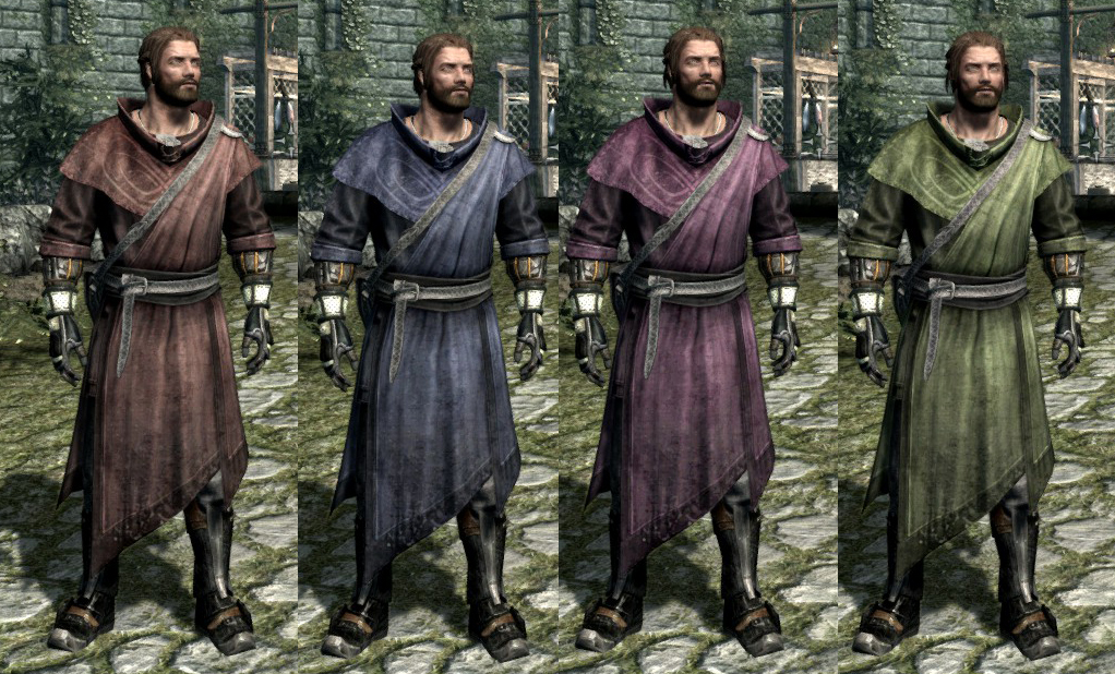 Noblesse Oblige at Skyrim Nexus - mods and community