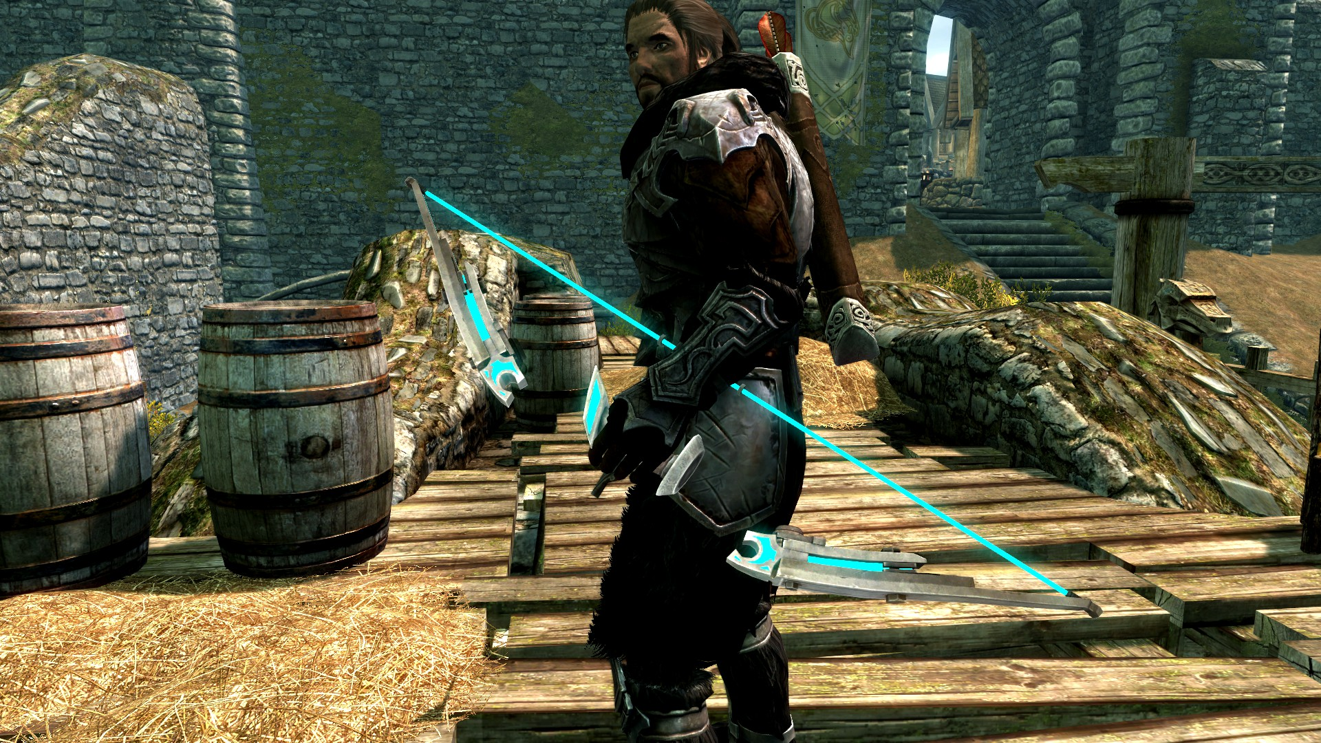 skyrim how to download mods from nexus