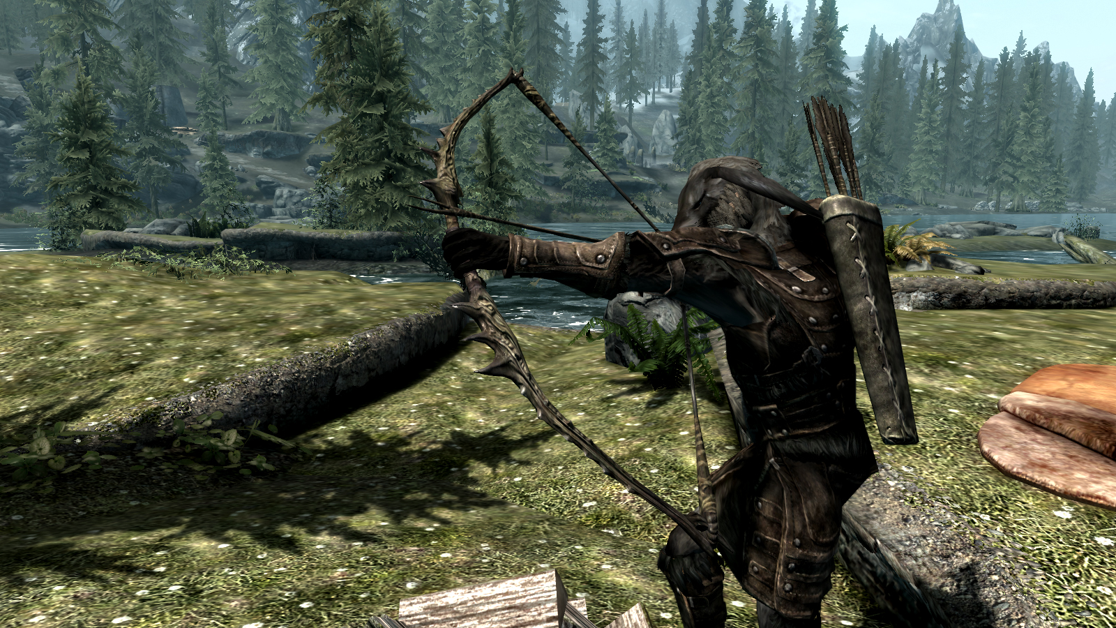 how to change race in skyrim