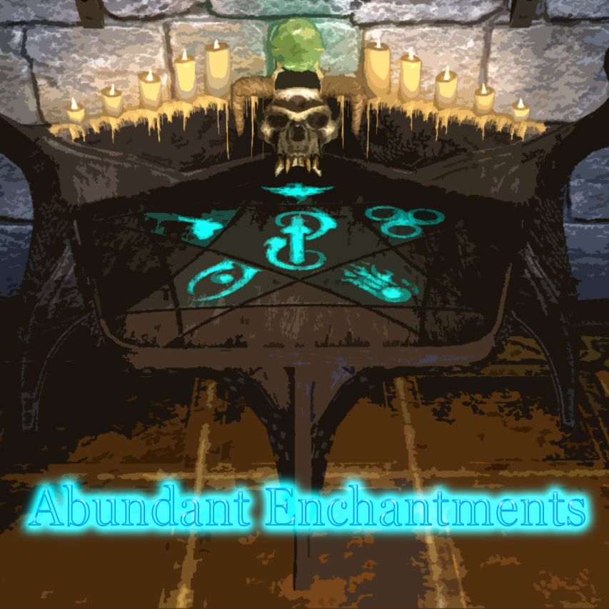 Unlimited Enchantments at Skyrim Nexus - mods and community