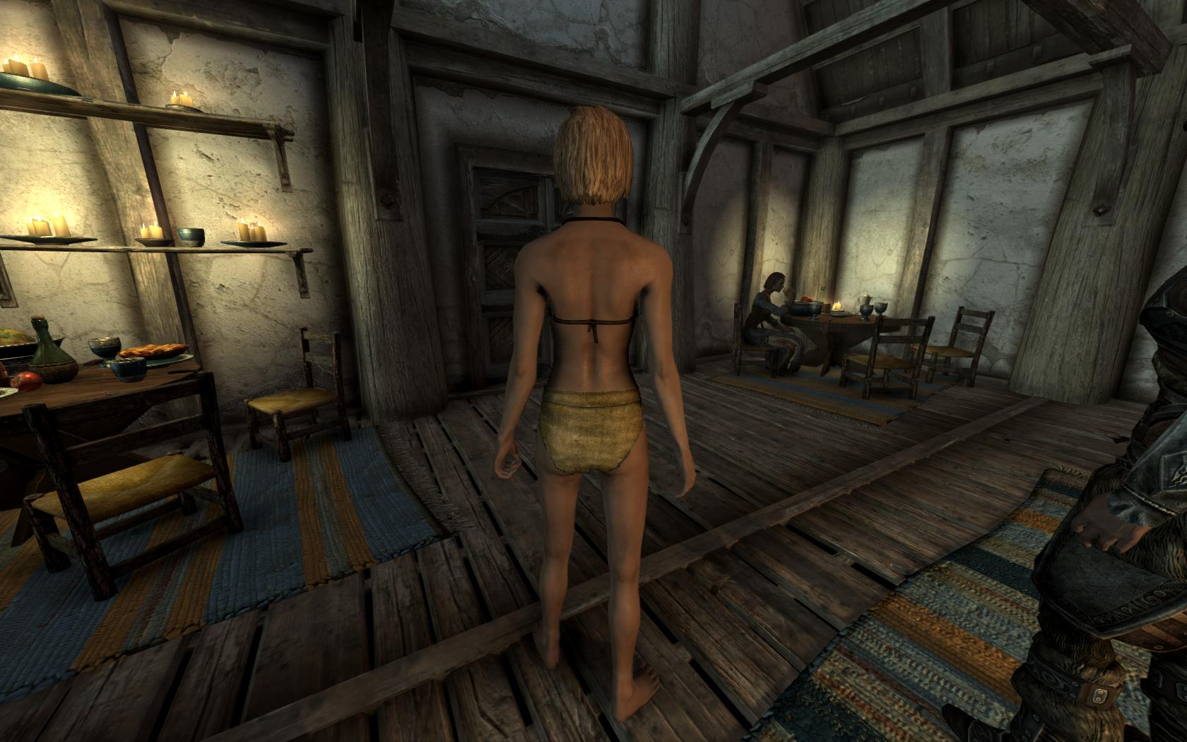Femal nude skyrim nsfw super girls