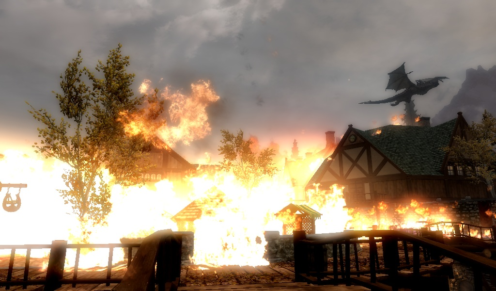 Fire and Ice Overhaul at Skyrim Nexus - mods and community