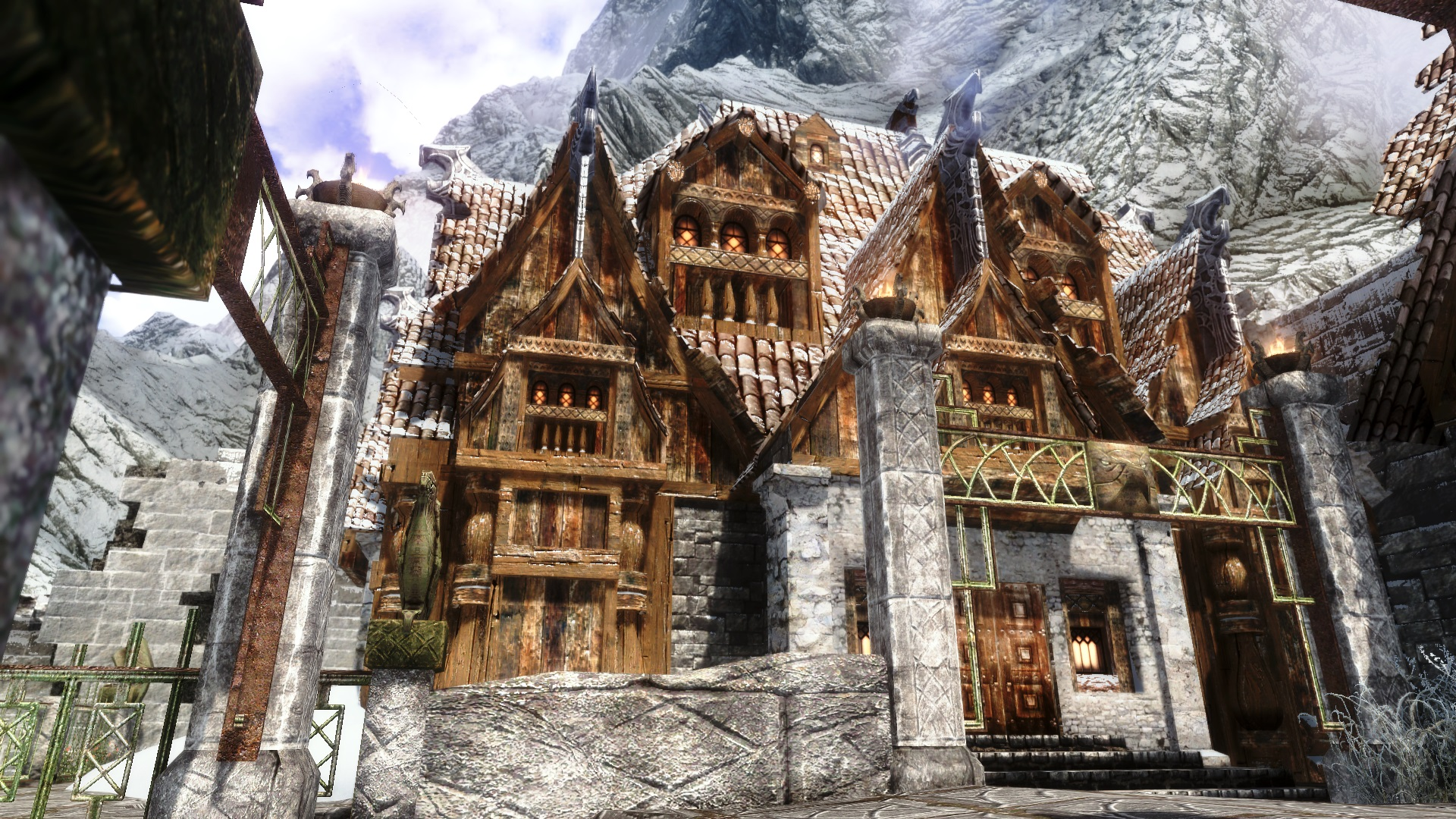 how to buy a house in skyrim hearthfire