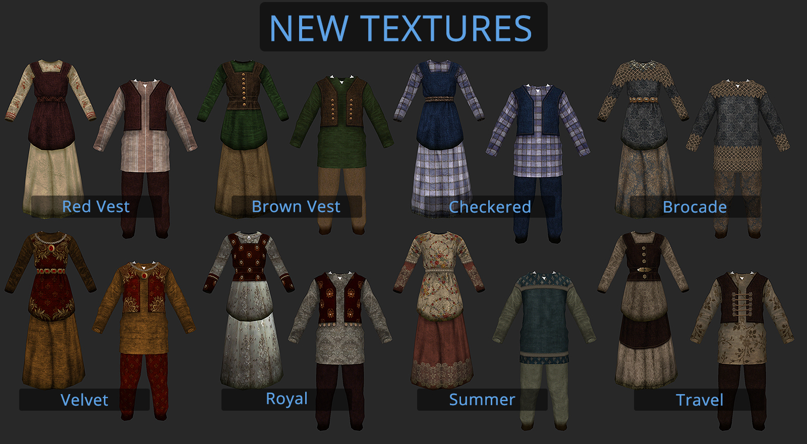 additional children clothes at skyrim nexus   mods and  munity