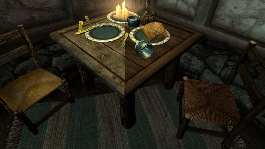 Furniture And Clutter   HD Retextures At Skyrim Nexus   Mods And Community