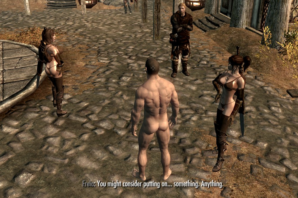 Neverwinter nude mod — photo 9