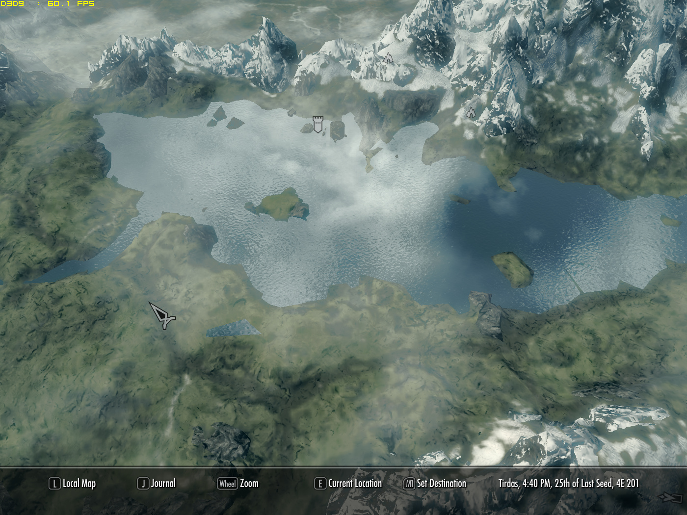 High Quality D Map At Skyrim Nexus Mods And Community - 3d map of prisons in us
