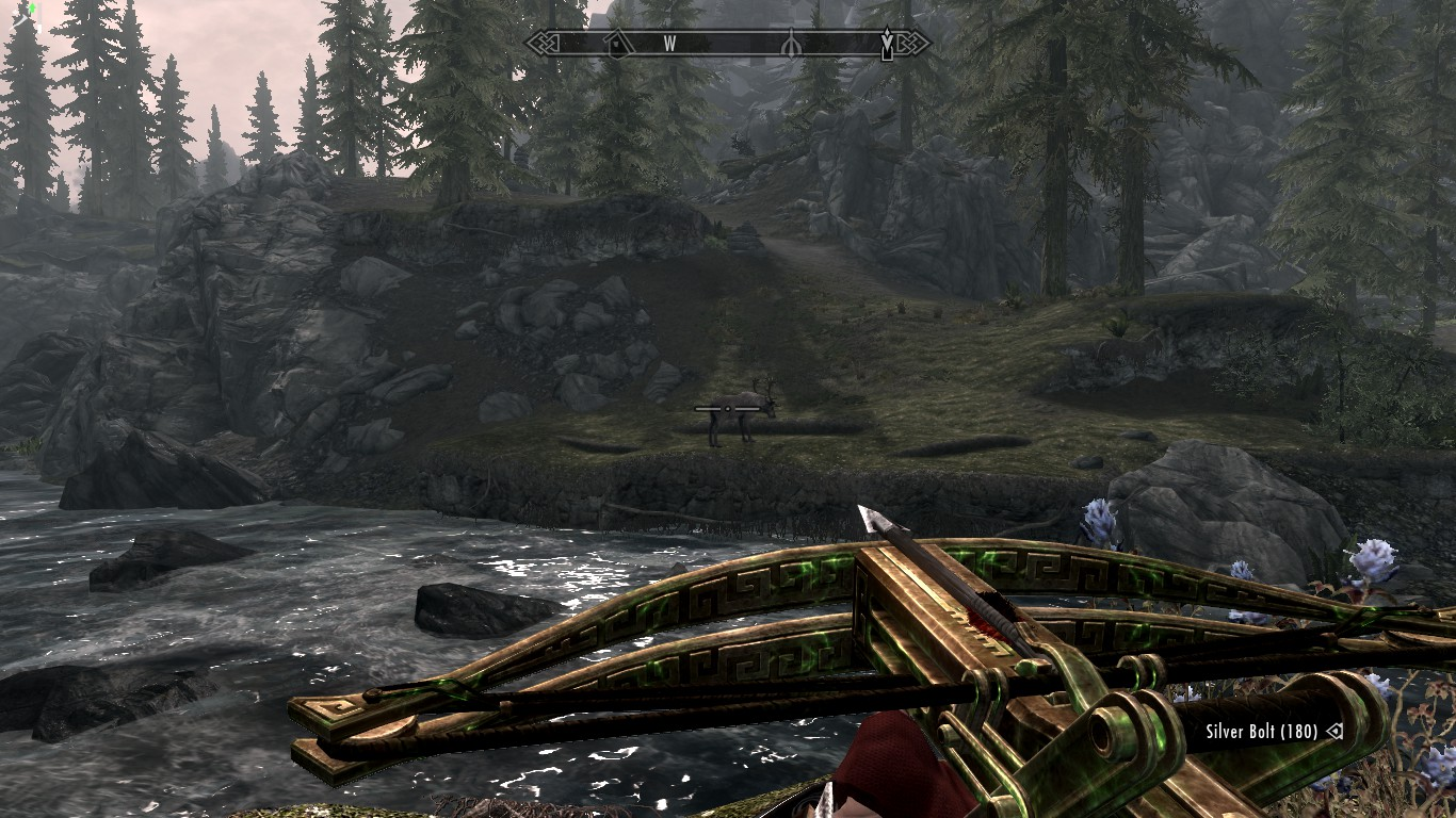 Silver Crossbow Bolts at Skyrim Nexus - mods and community