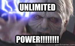 Image result for unlimited power