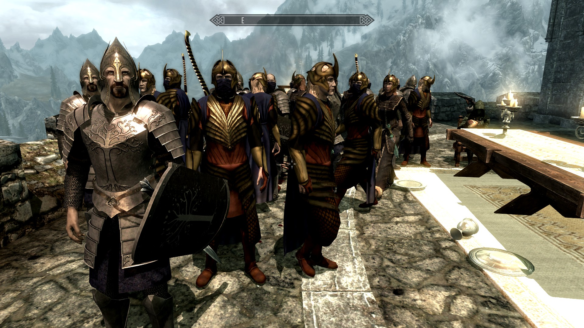 Mount And Blade The Last Days Ring Hunters