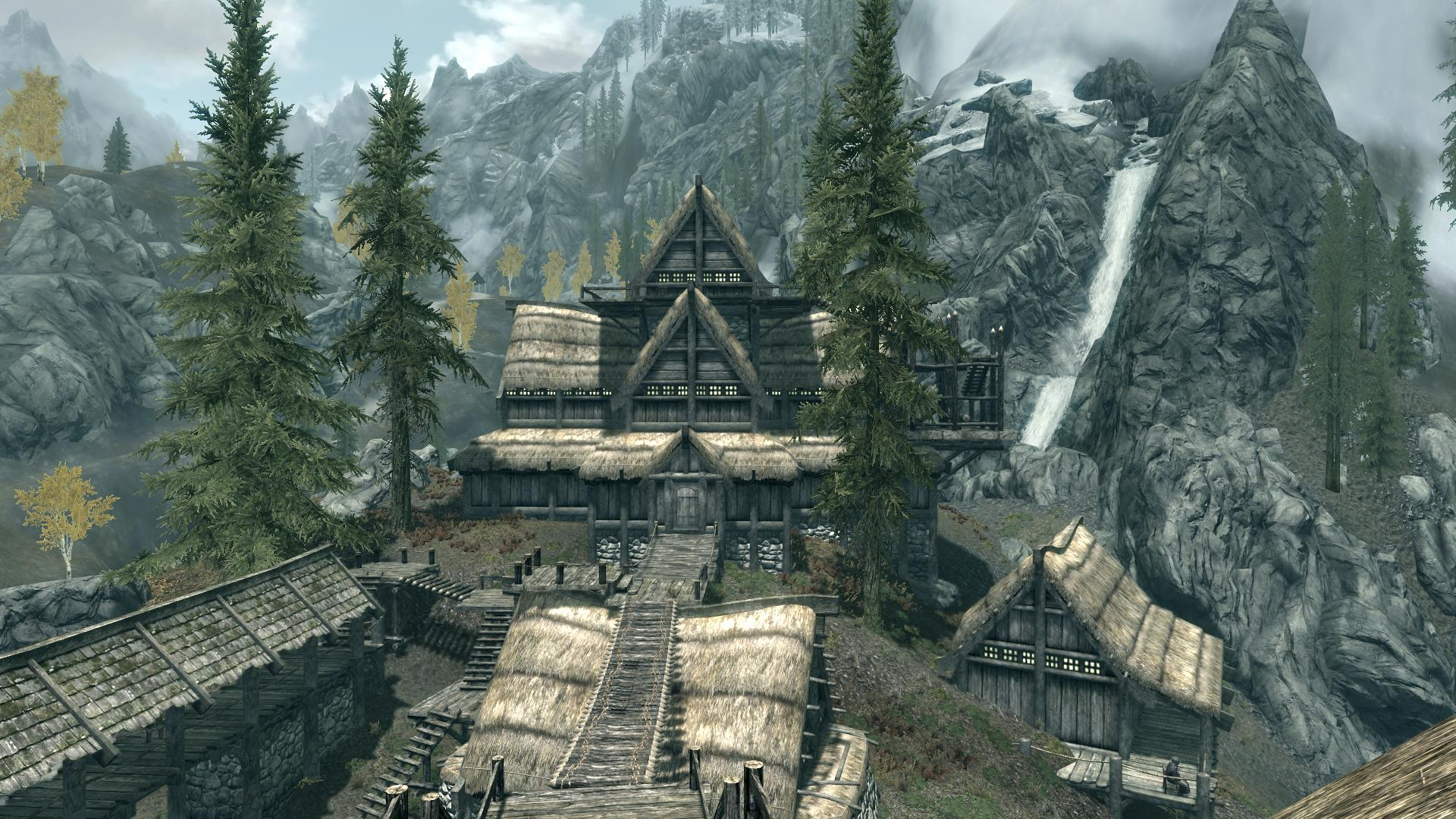 Where To Build Your Own House In Skyrim House Plan 2017