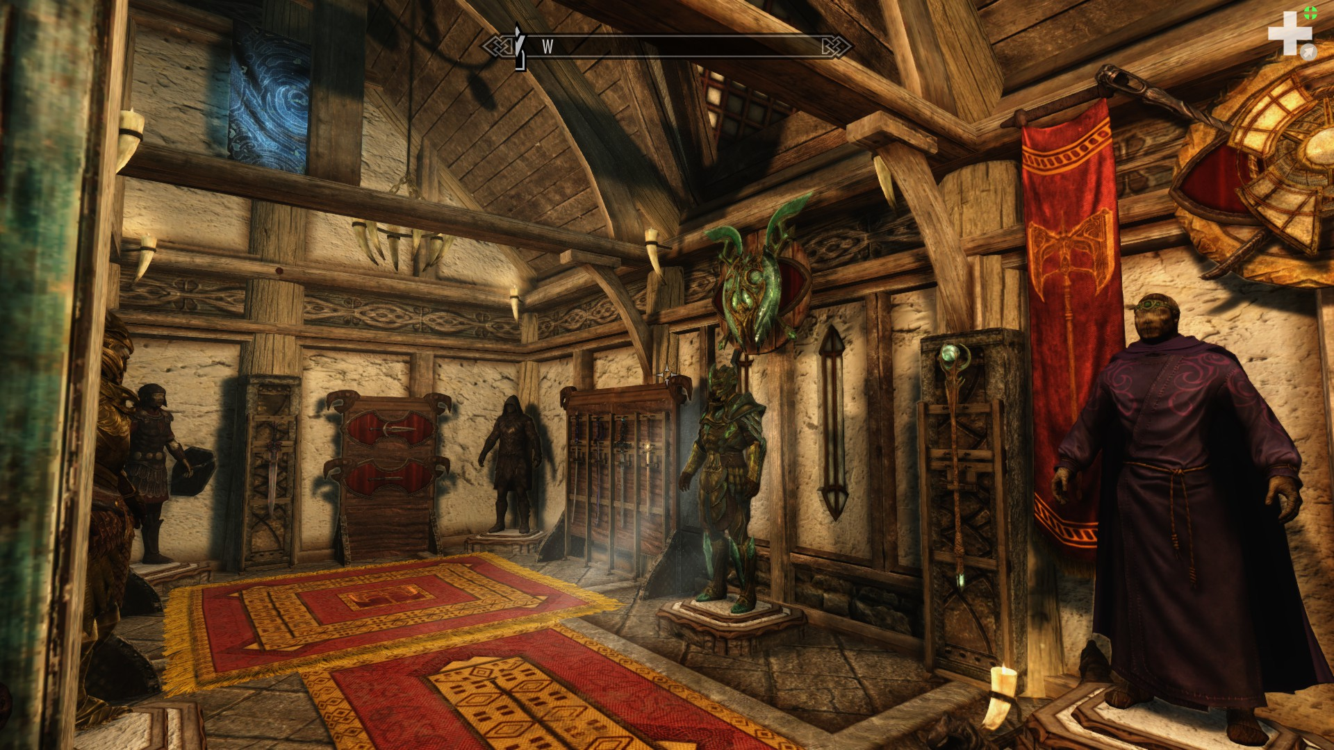 Lakeview Manor Real Armory For North Wing At Skyrim · SaveEnlarge · Michael Jordan Jordan Trophy Room & Storage Room Or Trophy Room - Listitdallas