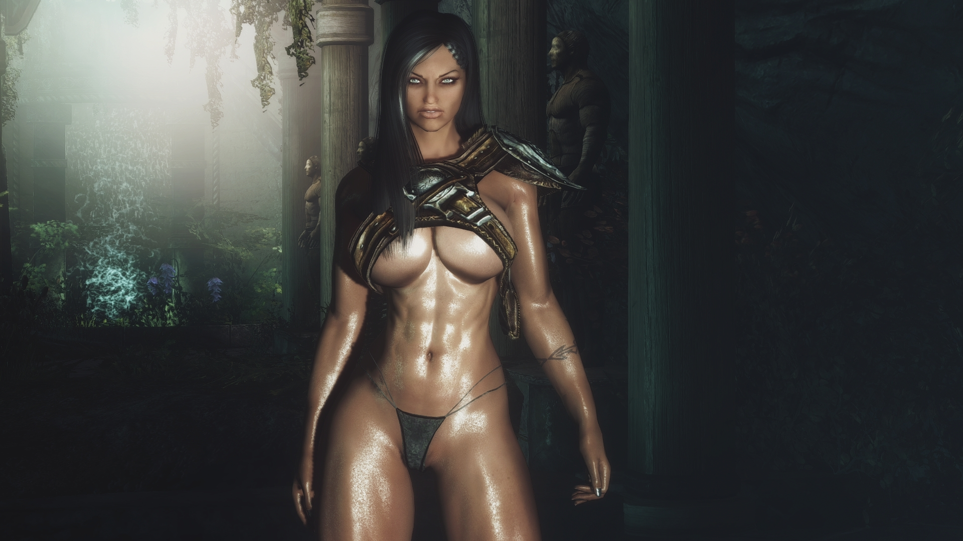 Wow nude orc female is sexyest hentia pic