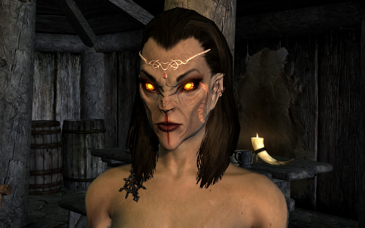 Naked female vampire skyrim lord pornos sexi bitch