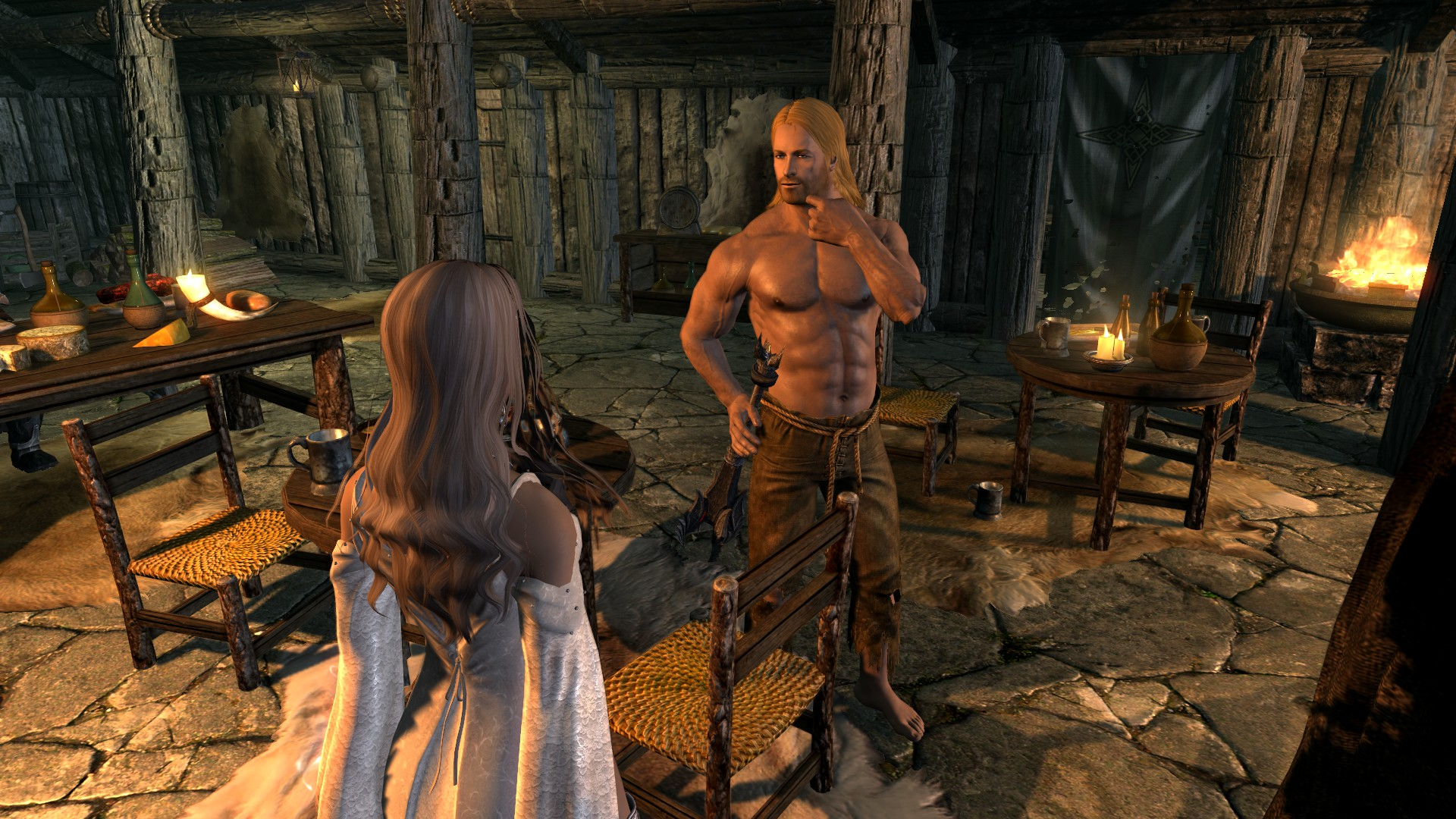 Male nude mods for oblivion pc game sex vids
