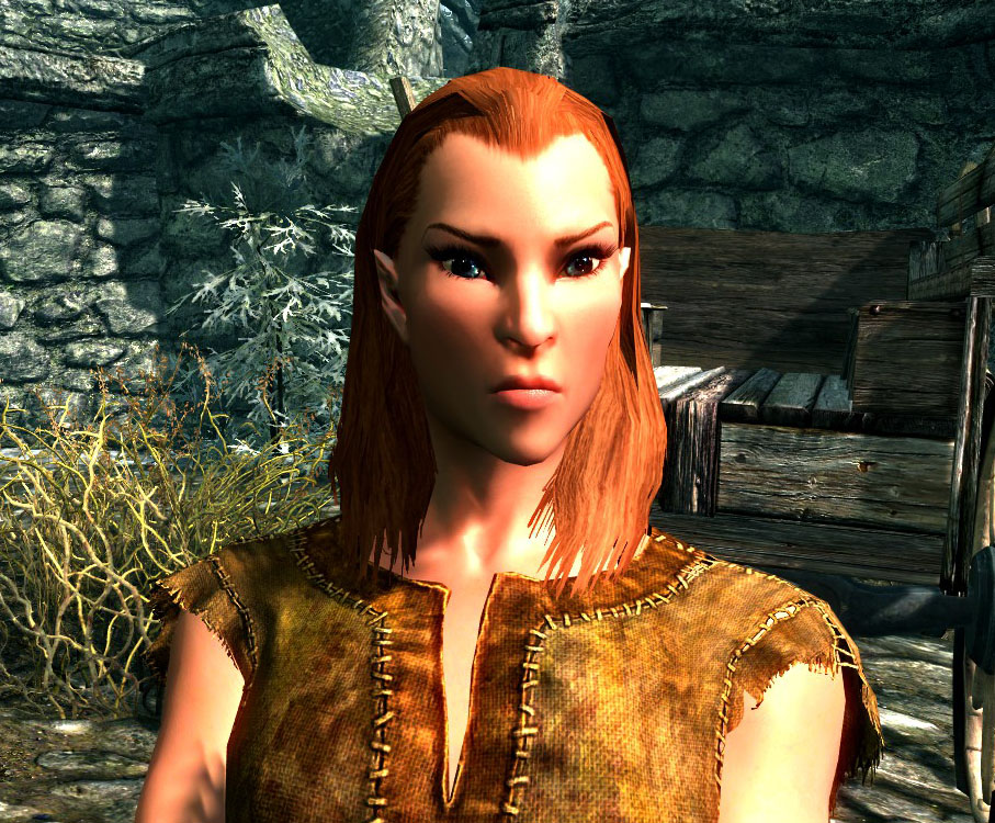 Pale Elves at Skyrim Nexus - mods and community