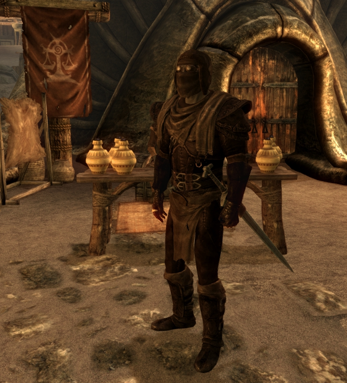 Leather Id Skyrim