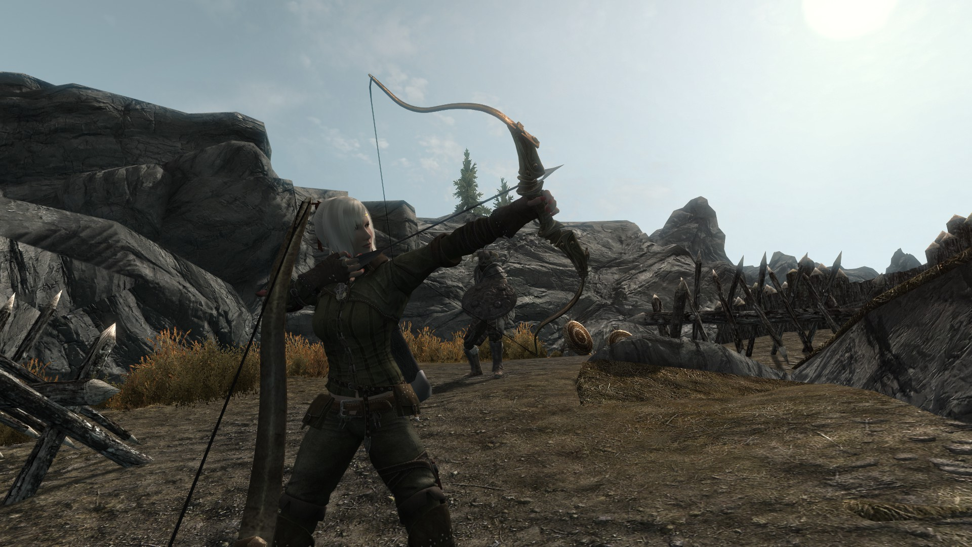 how to make a dwarven crossbow in skyrim