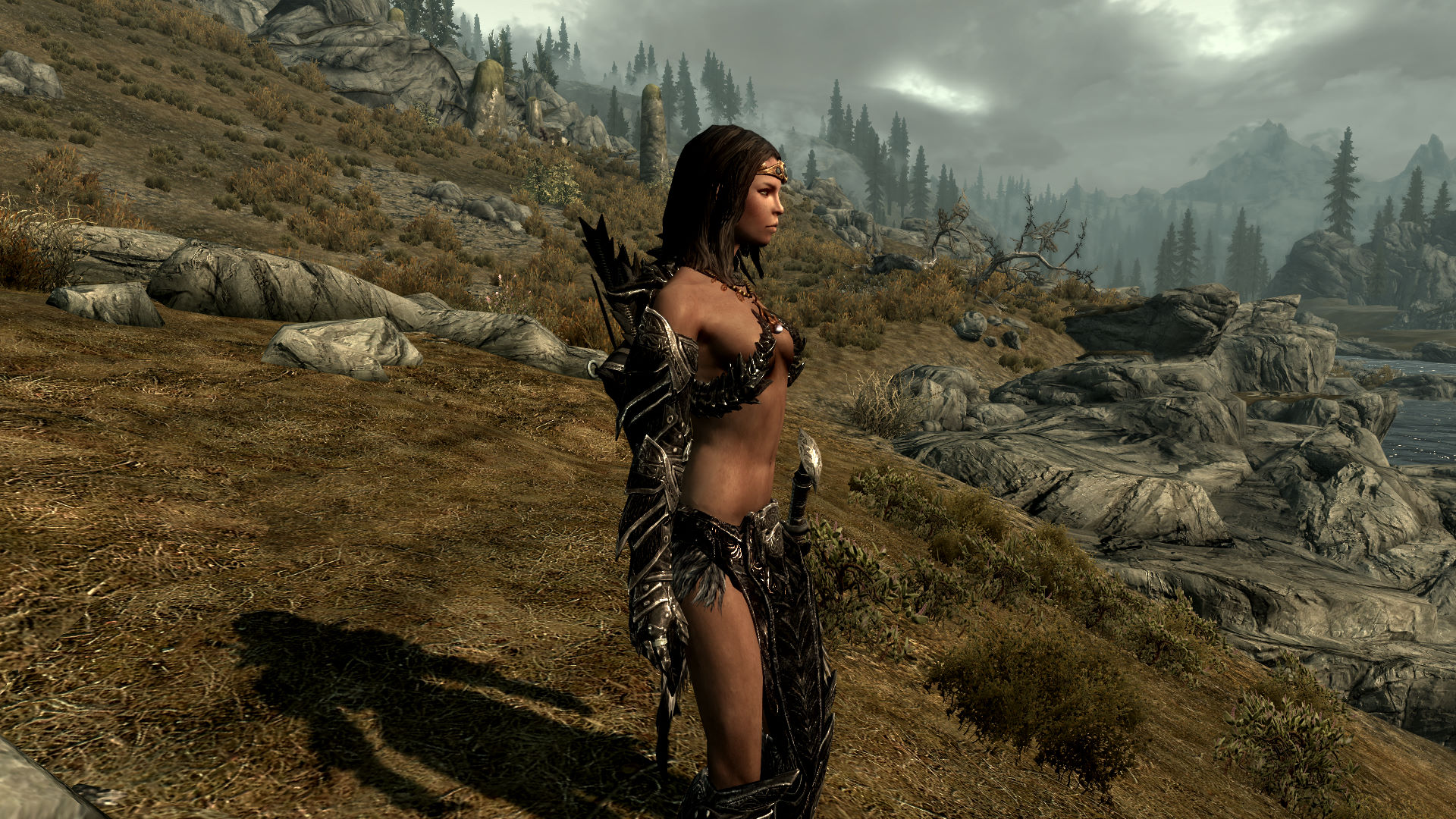 Morrowind boobs mod hentai galleries