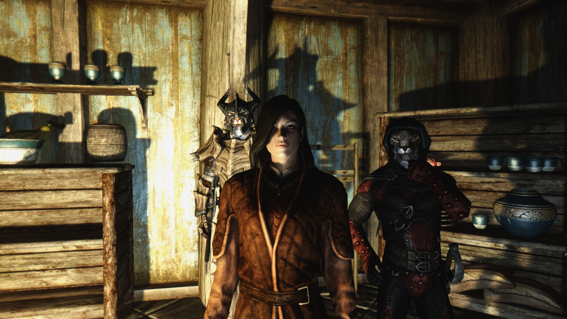 10 hilariously weird skyrim mods to use on your next - HD1920×1080