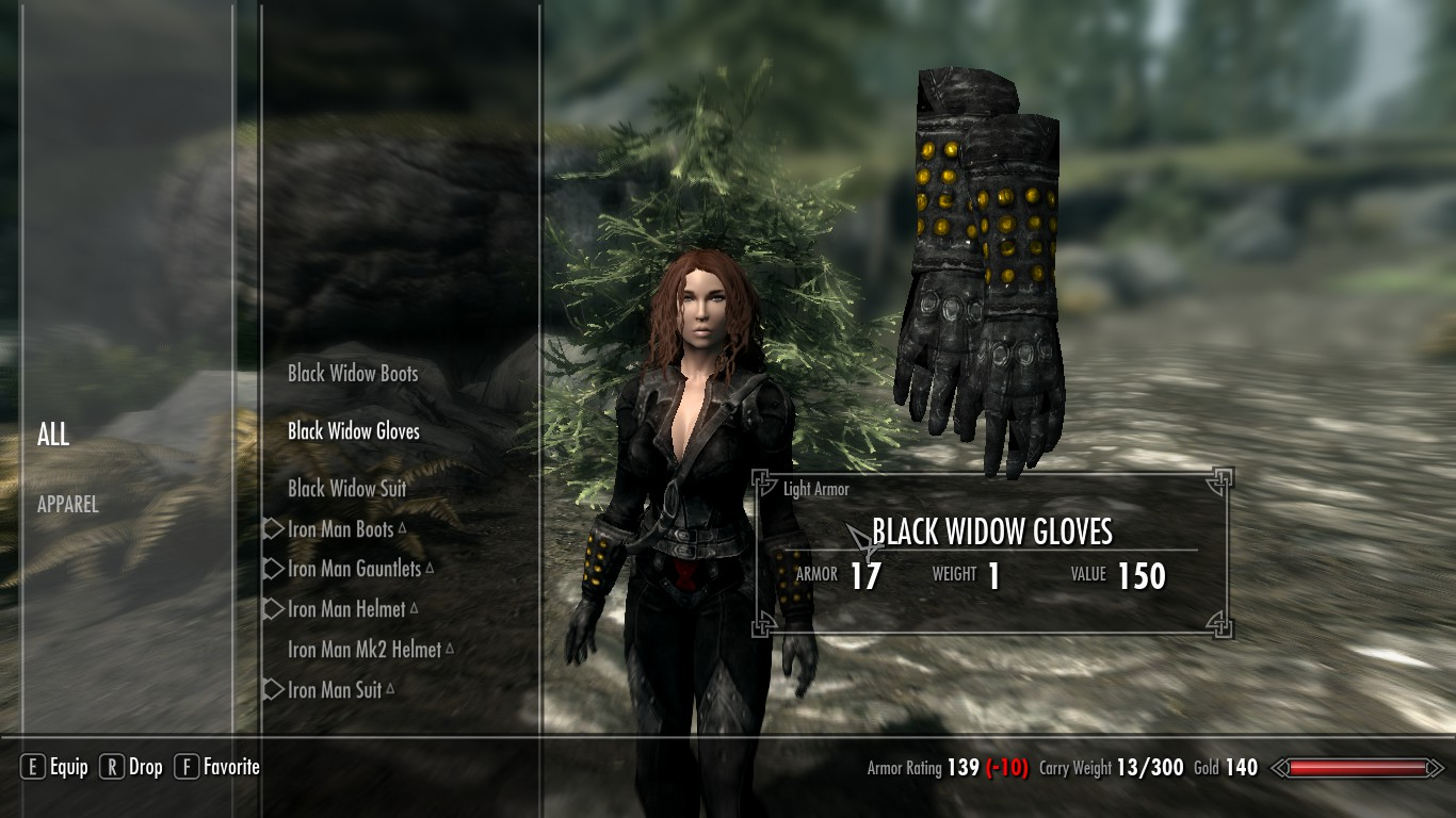 Black gloves skyrim - Img 3 Loading