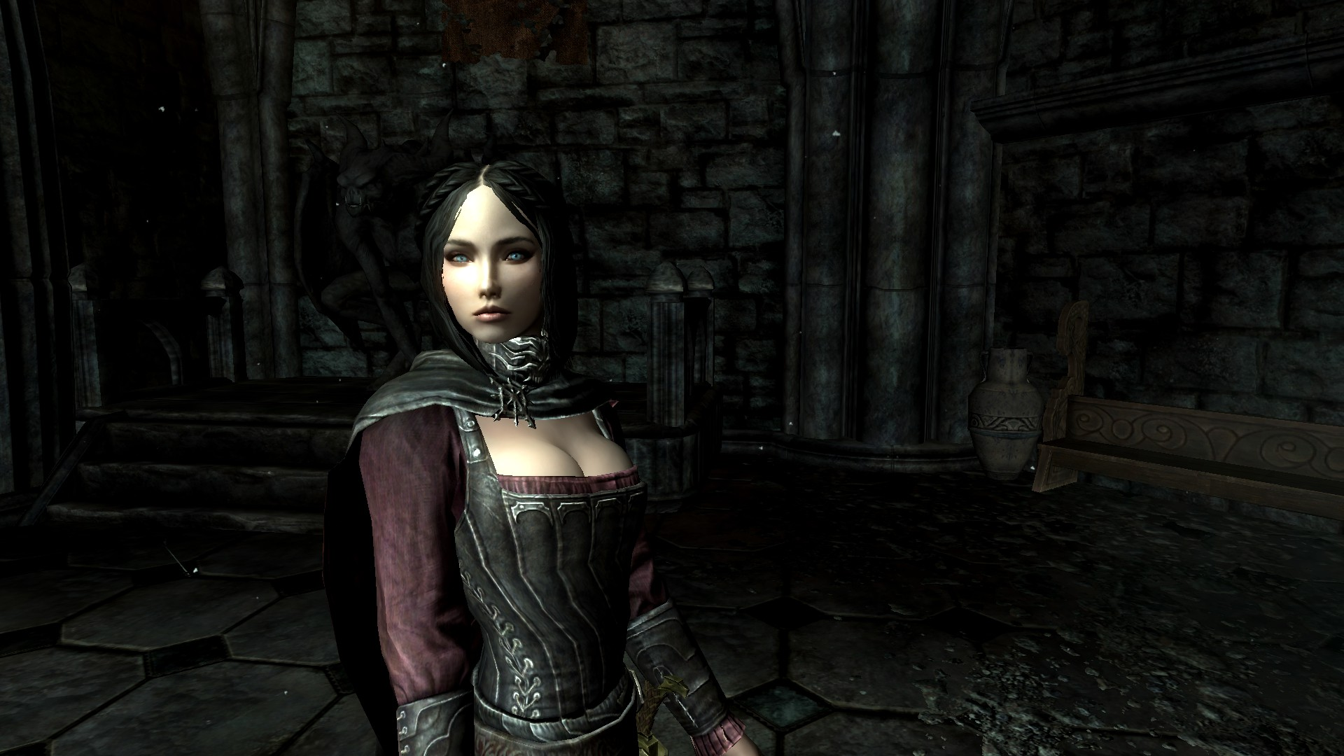 skyrim how to change resolution manually