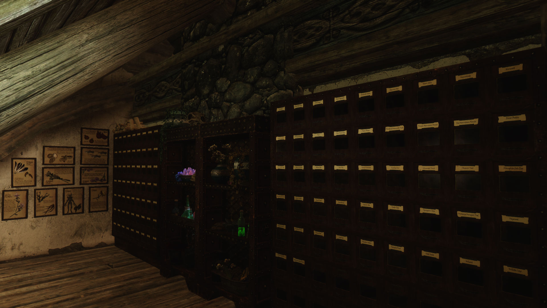 Skyrim lakeview manor evolution by mrpdean mods s for Skyrim fish hatchery