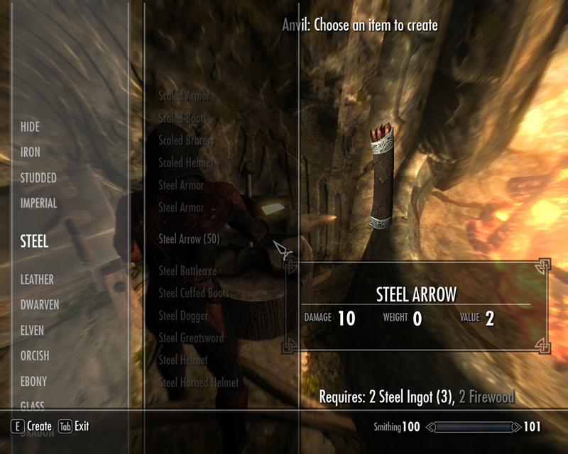 skyrim how to fix menu dilays