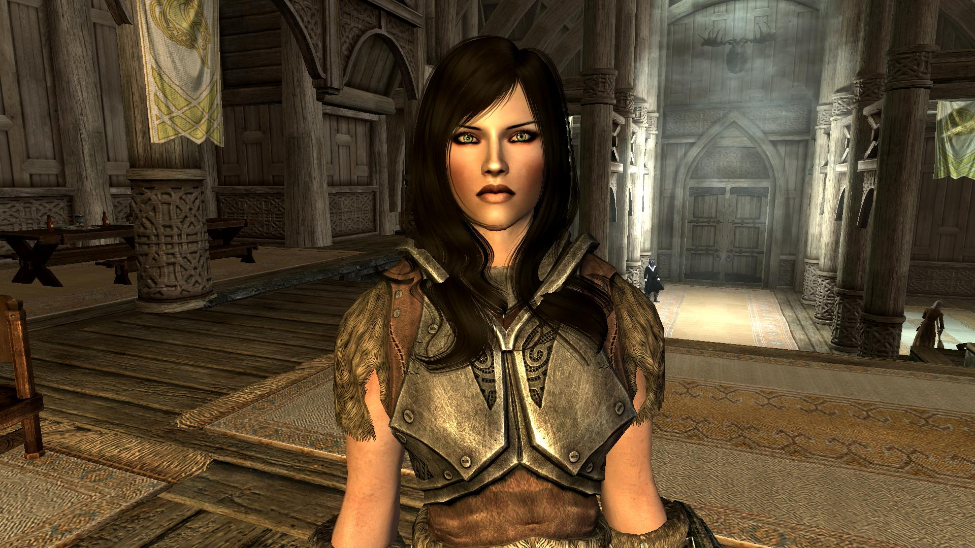 Lovely Lydia at Skyrim Nexus - mods and community