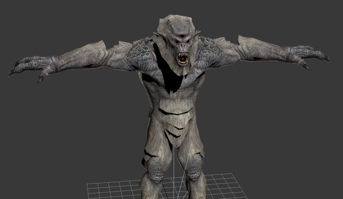 3ds Max Nif Importer-Exporter at Skyrim Nexus - mods and ... Werevulture Skyrim