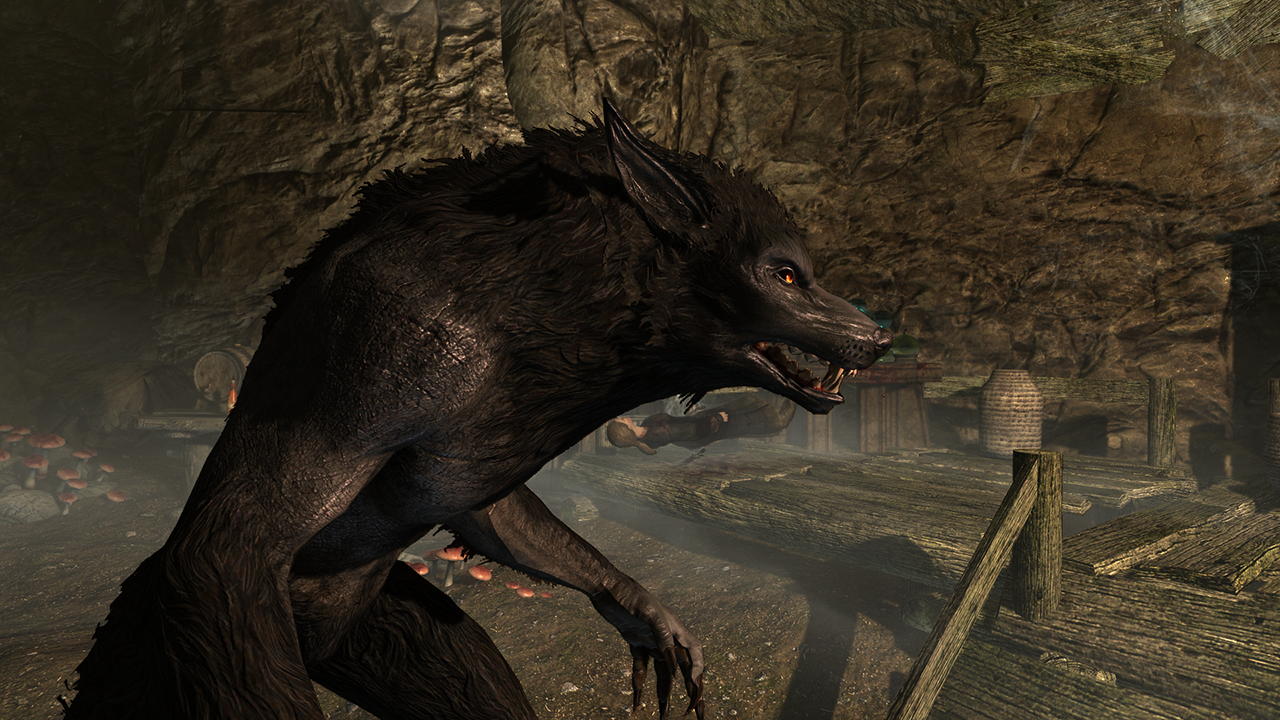 rAWR - Asjure's Werewolves Redone at Skyrim Nexus - mods ...