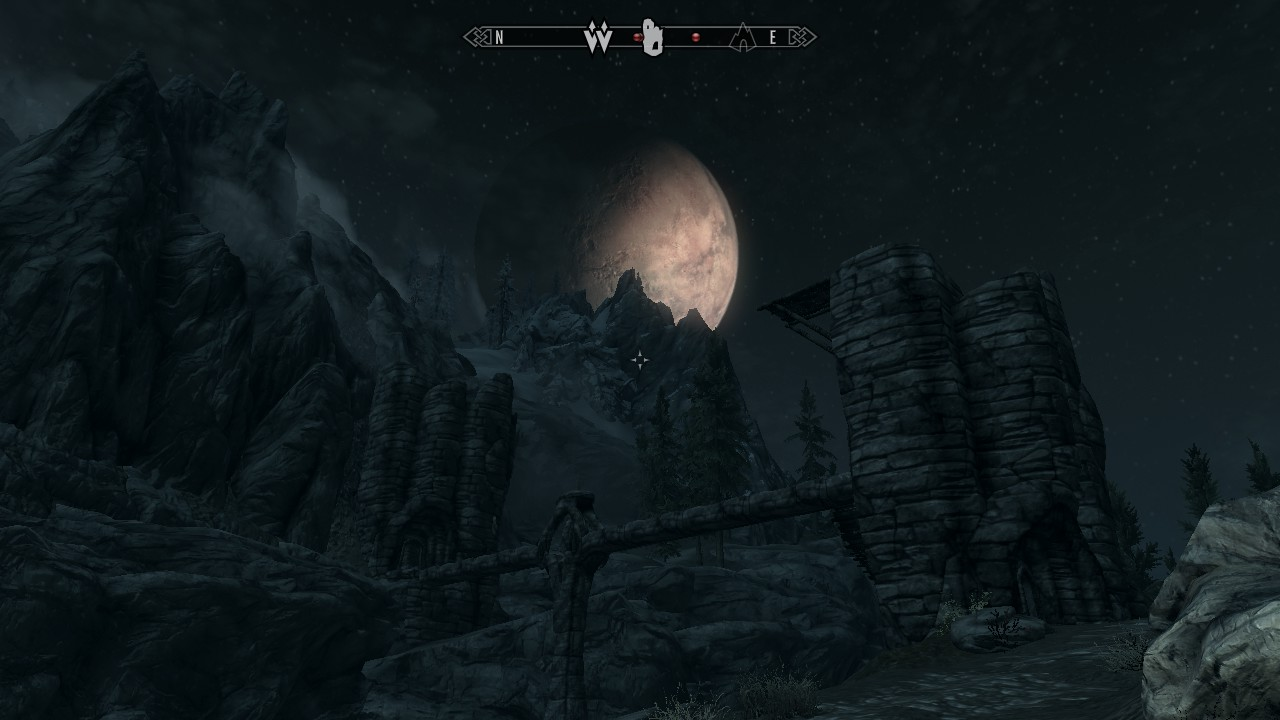 skyrim how to become werewolf and vampire lord
