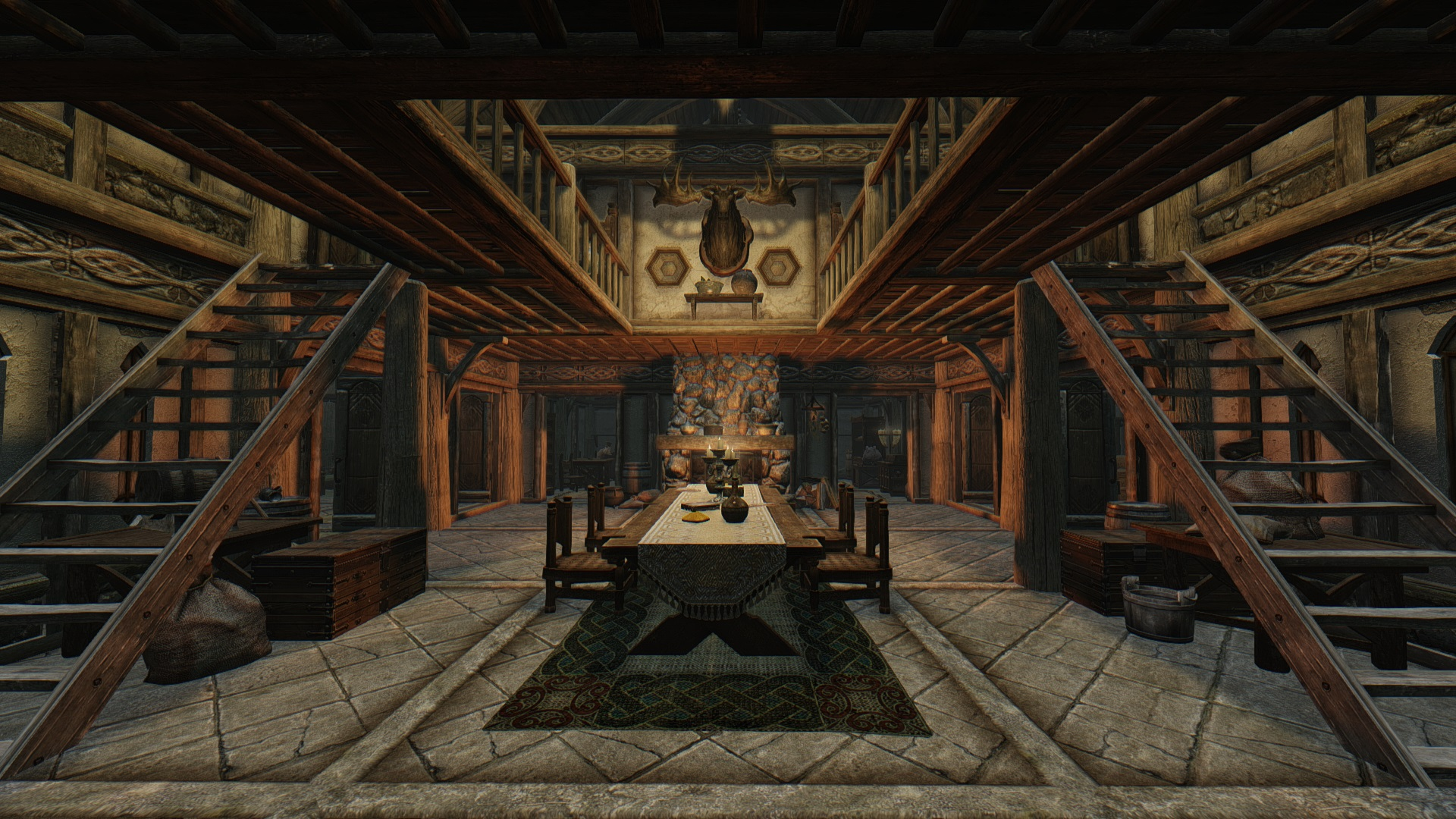lights for your bedroom improved hearthfire lighting at skyrim nexus mods and 15897