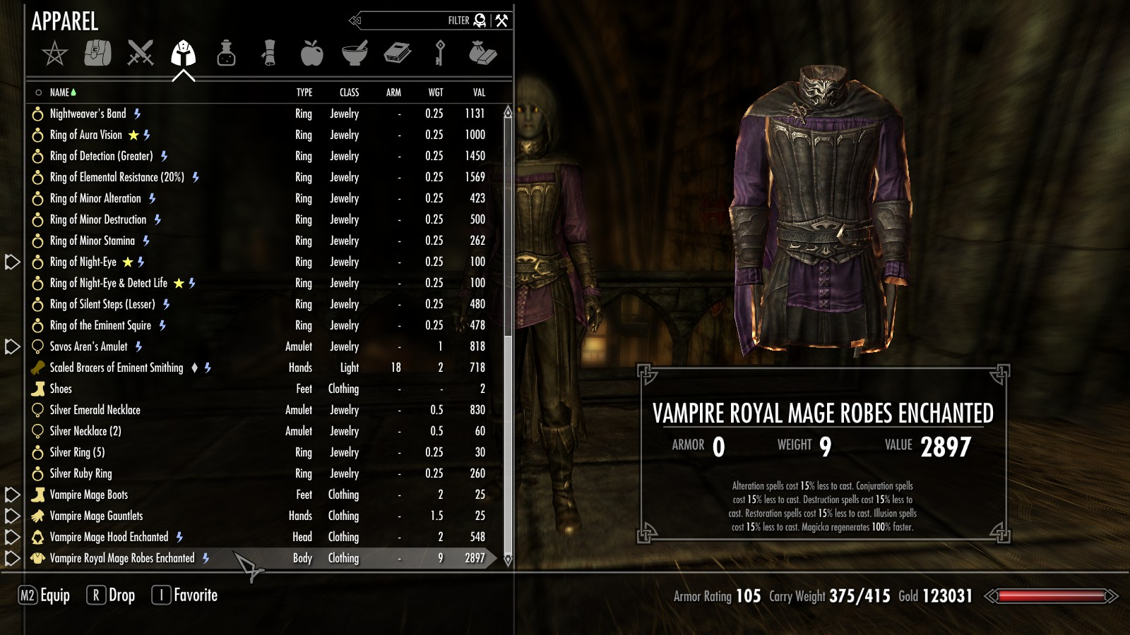how to get royal vampire lord