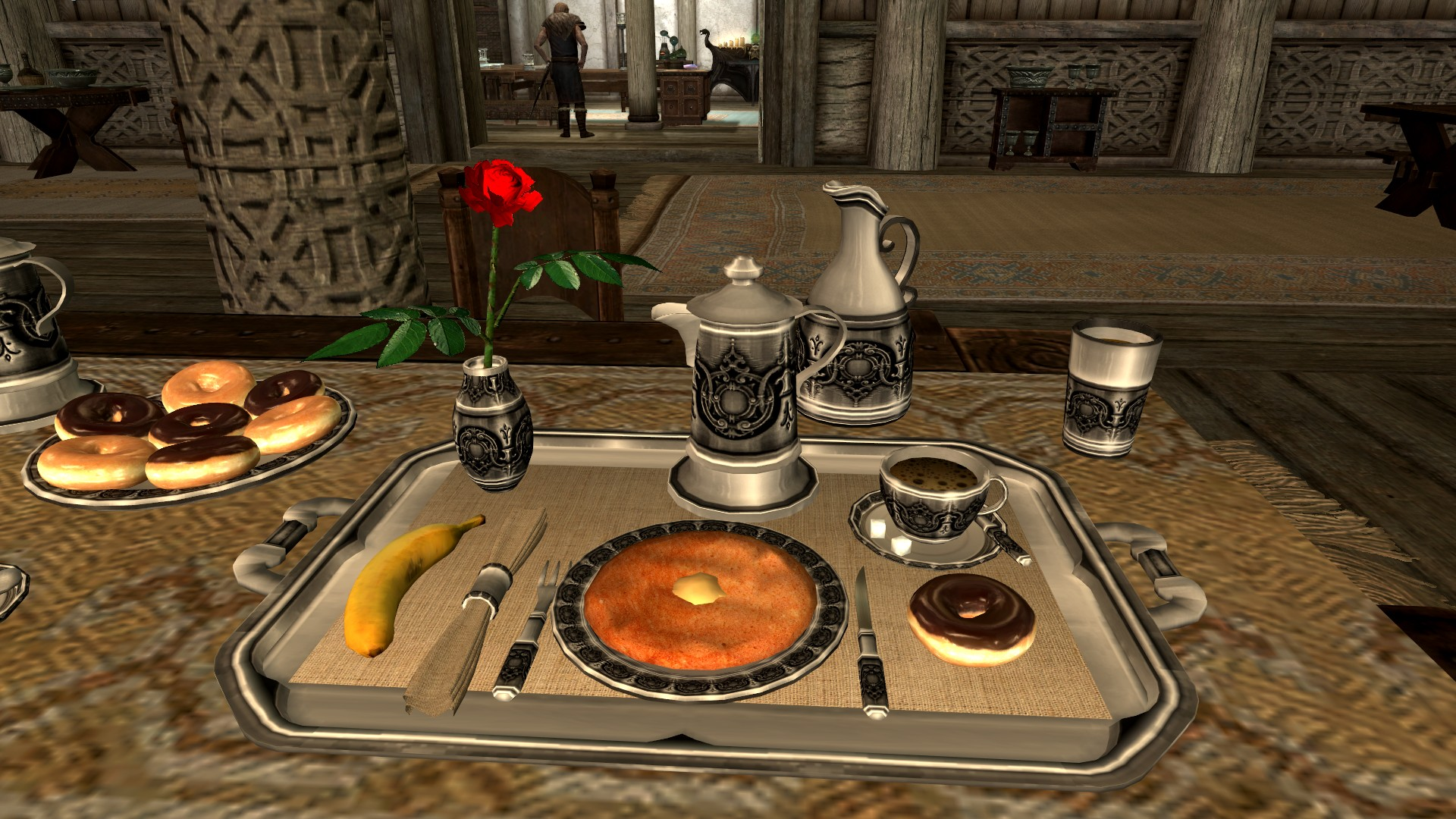Static Dishes And Food Resource At Skyrim Nexus Mods And Community