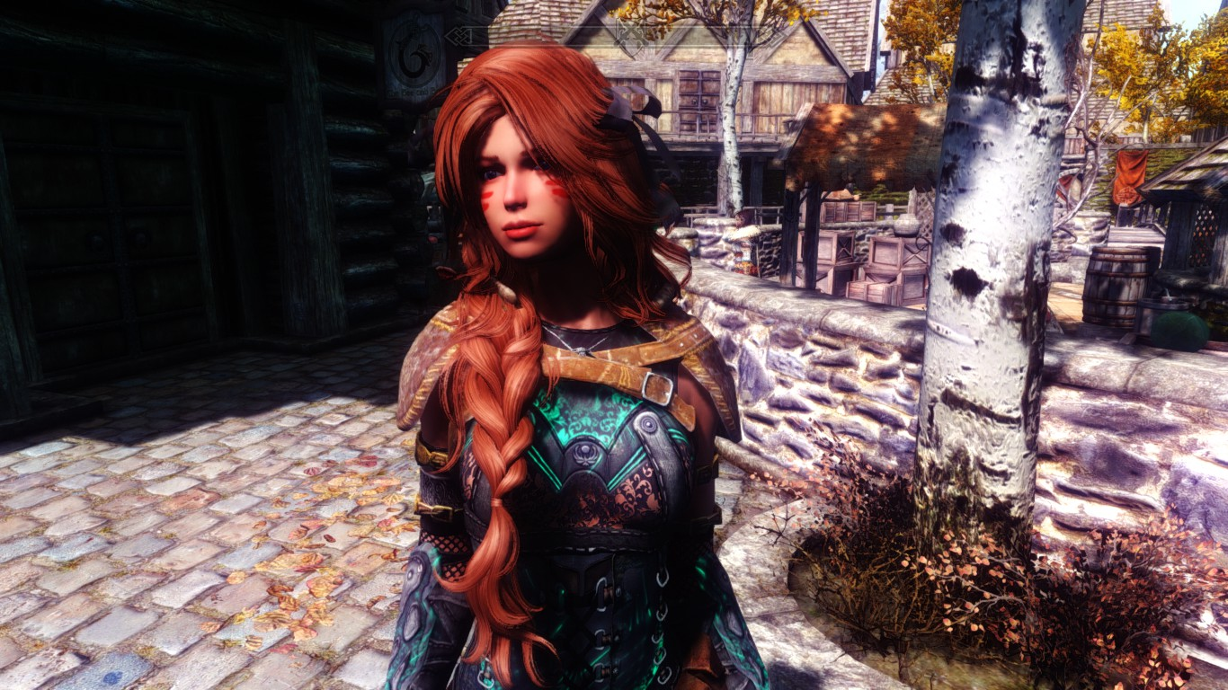 My Character Elizabeth at Skyrim Nexus - mods and community