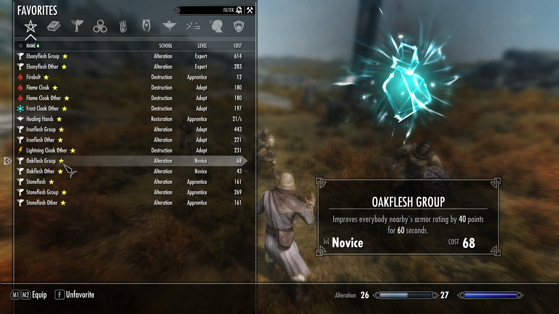 Assist spells at skyrim nexus mods and community for 66180 1