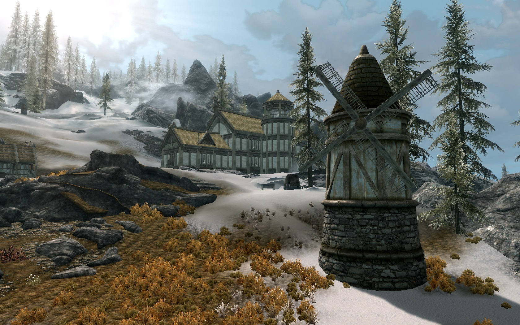Img 3 loading   Hearthfire Extended at Skyrim Nexus   mods and community. Hearthfire Lighting Fix. Home Design Ideas