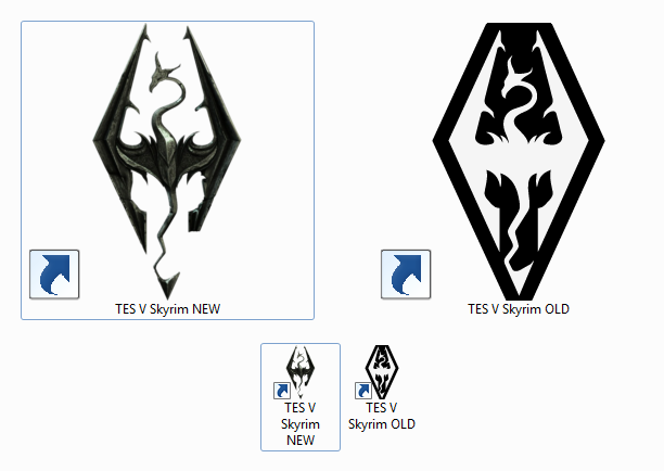 how to change skyrim hud size