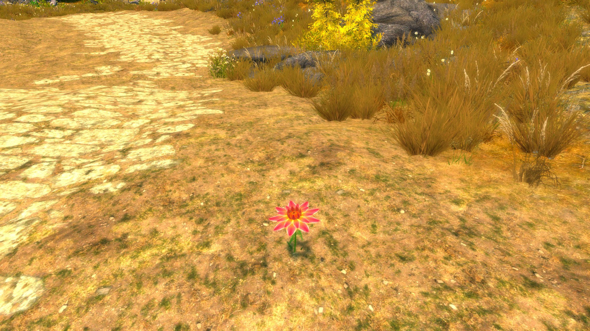Mountain flower replacer at skyrim nexus mods and community 72850 screenshots 2015 10 26 00003 mightylinksfo Images