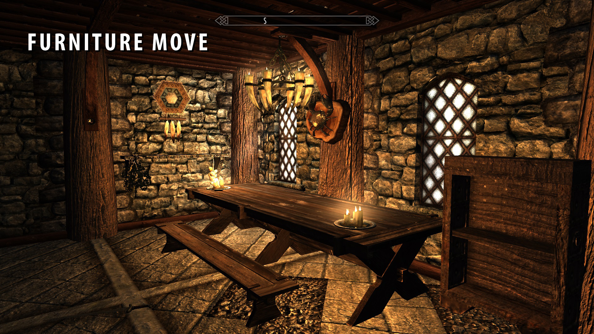 Furniture Move Home Re Decorator Mod At Skyrim Nexus Mods And Community