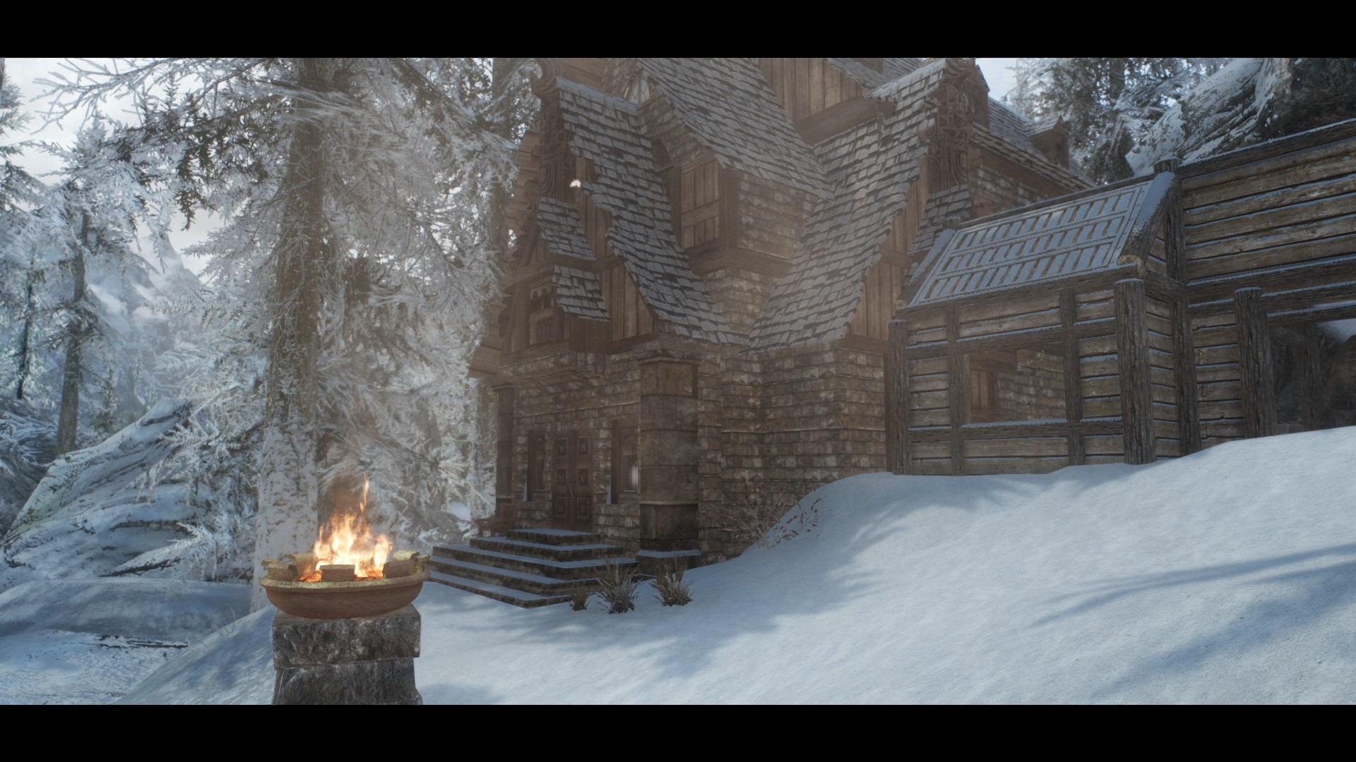 how to get a home in windhelm skyrim