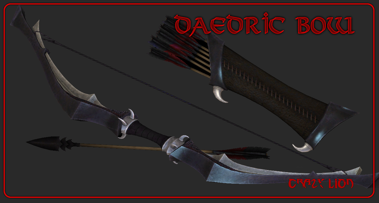 how to get daedric weapons in skyrim