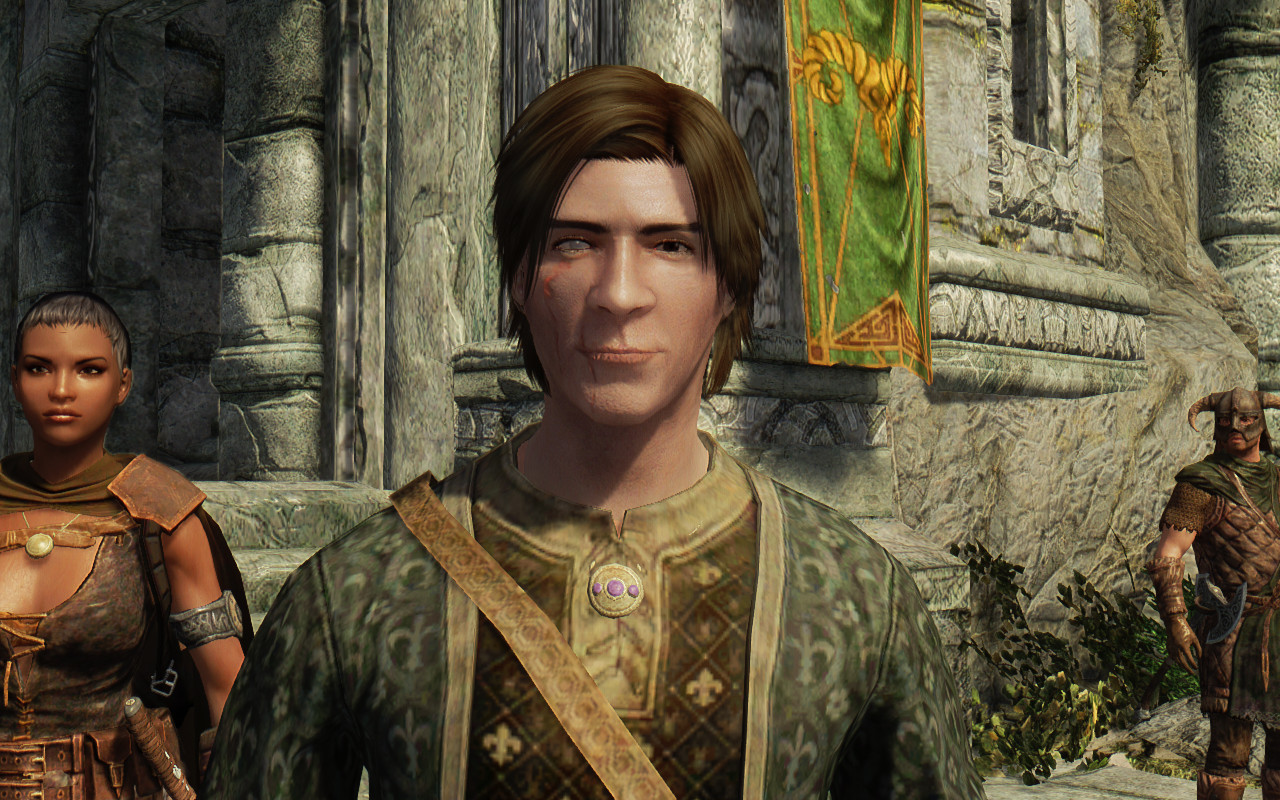The devereux twins at skyrim nexus mods and community for The devereux