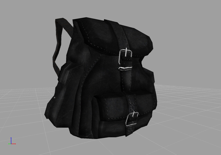 HD Textures for Leather Backpack at Skyrim Nexus - mods and community