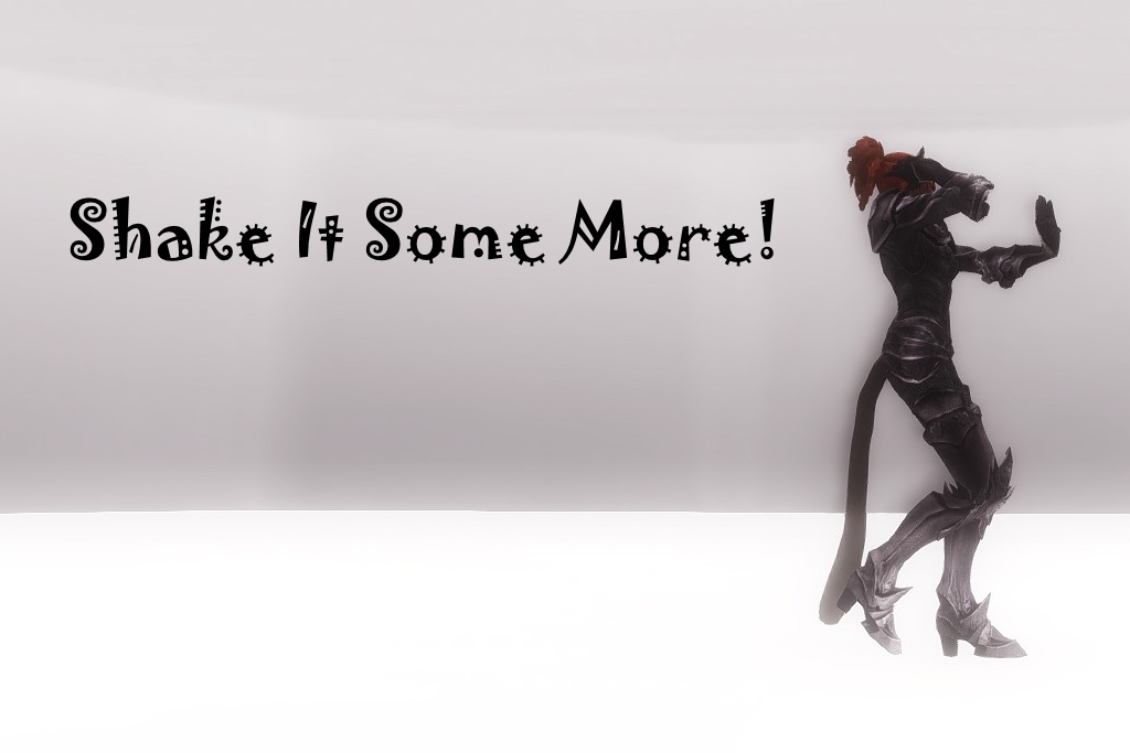 Shake It Some More - Dance Animations Addon and Framework at Skyrim