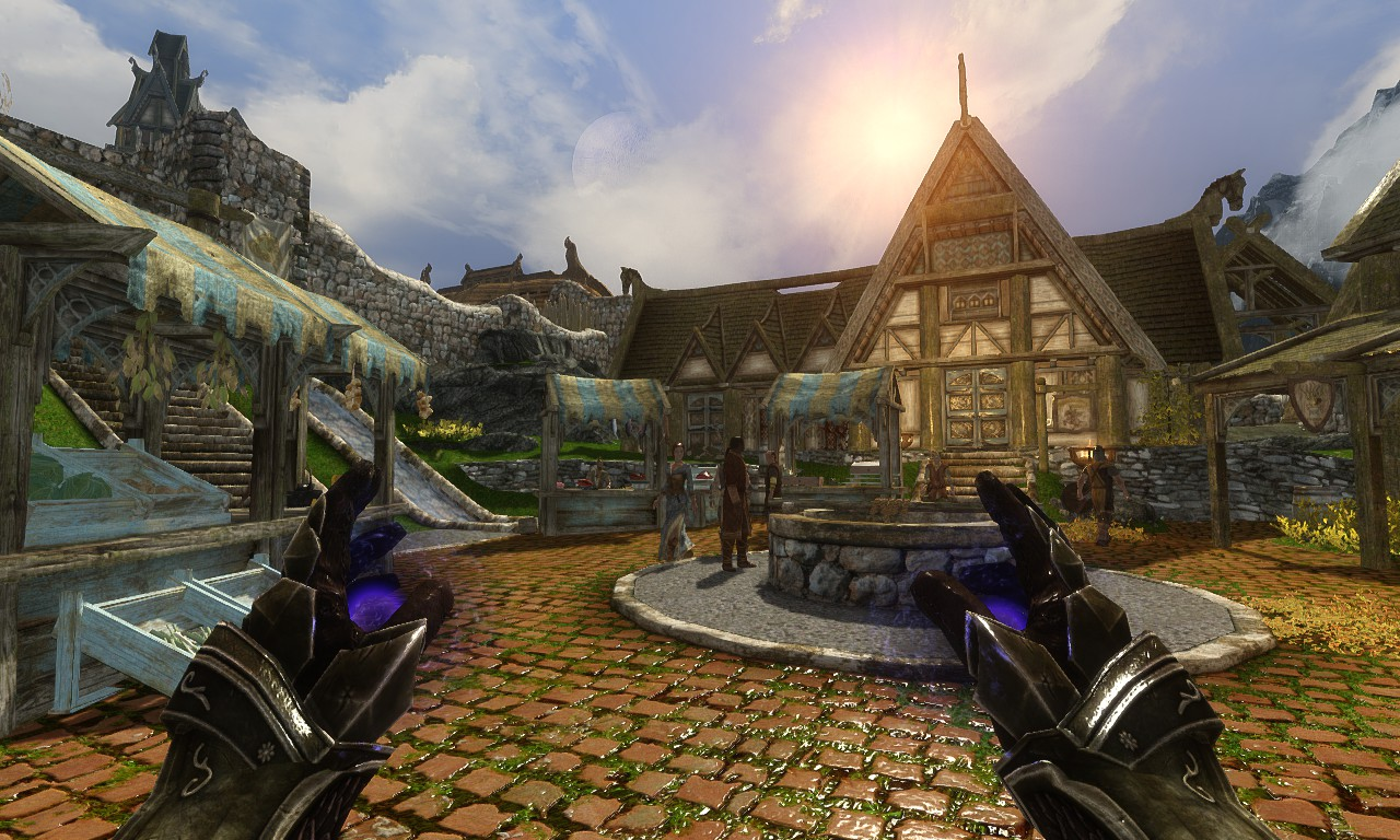Skyrim for low end pc