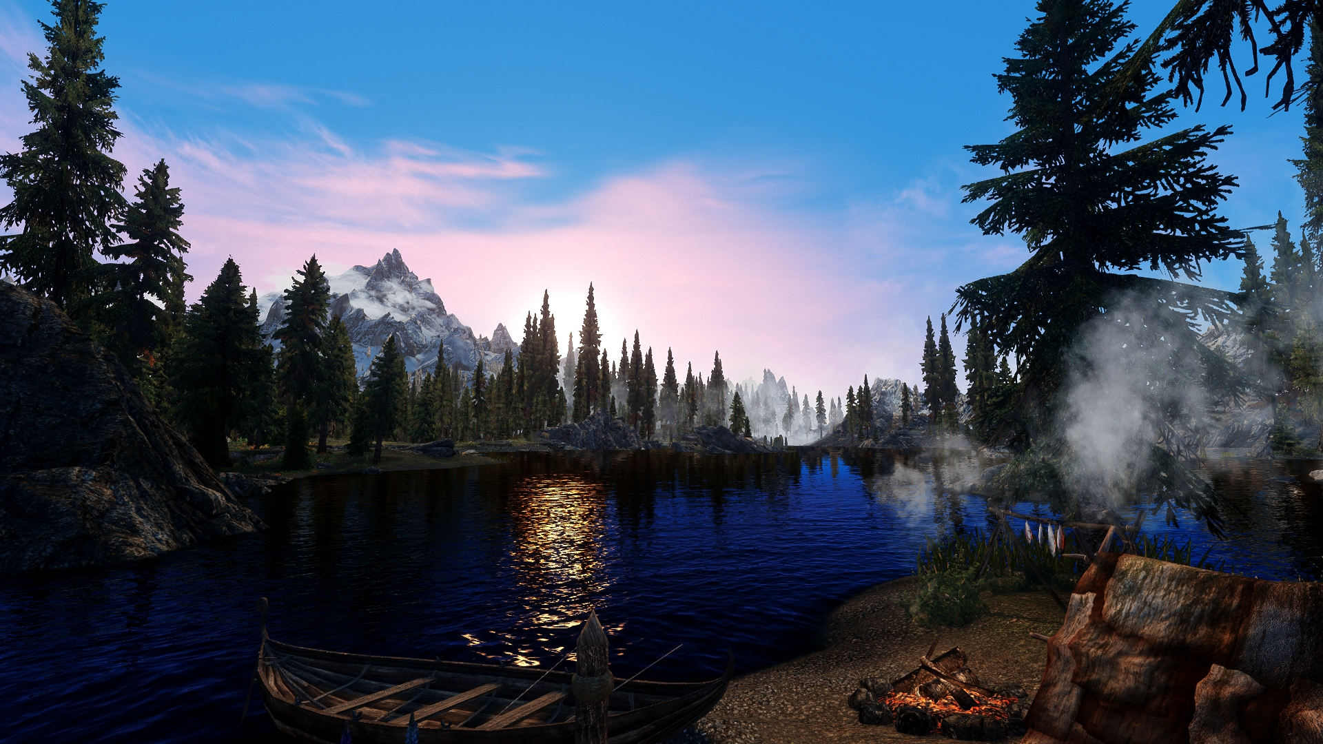 Natural Lighting Vivid Atmospherics Enb